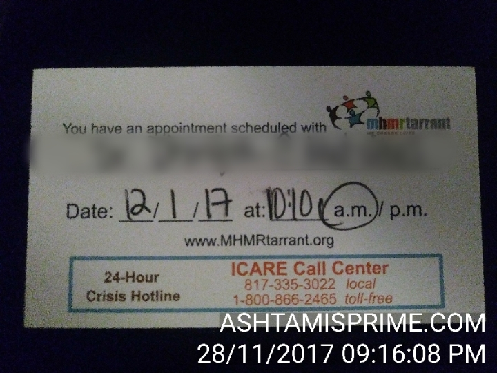 I got so lucky today at my doctors appoinment